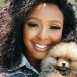 Own Your Throne: Boity Thulo's Dog, Asante Falls Ill