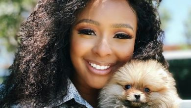 Photo of Own Your Throne: Boity Thulo's Dog, Asante Falls Ill