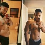 Prince Kaybee Shares Underwear Images Of His Body Transformation