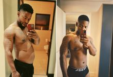 Photo of Prince Kaybee Shares Underwear Images Of His Body Transformation