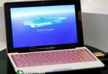 Samsung OLED Netbook Spotted At FDP Tradeshow