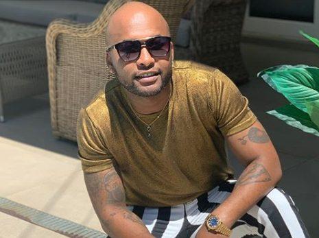 Watch Vusi Nova Flex His Boxing Skills As He Prepare For Album Release