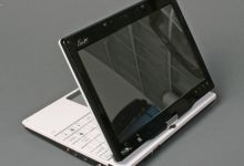 Leak: The All-New ASUS Eee PC T101MT Multitouch Tablet Netbook