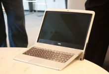 Sneak Peak at Dell's (and the World's) Thinnest Laptop