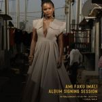 Ami Faku Wants You To Come Through For Her CD Signing In Cape Town