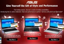 Laptop Discounts Just in Time for the Holiday Season