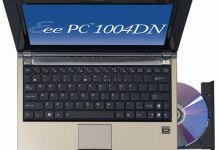 ASUS 1004DN Eee PC Netbook With Optical Drive Confirmed