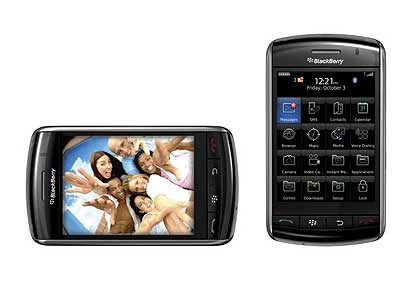 Buy a BlackBerry Storm2 Smartphone, Get a Free Netbook – Only at Verizon
