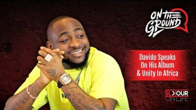 "Photo of Davido Chats About ""A Good Time"" & Unity In Africa With Slikour"