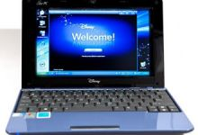 ASUS Netpal Netbook Ship Date Set for Next Week