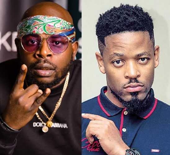 Prince Kaybee Rebukes DJ Maphorisa Over Pushing Retweet To Assist A Family