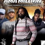Big Zulu – Ama Million (Remix) ft. Zakwe, YoungStaCPT, Musiholiq & Kwesta