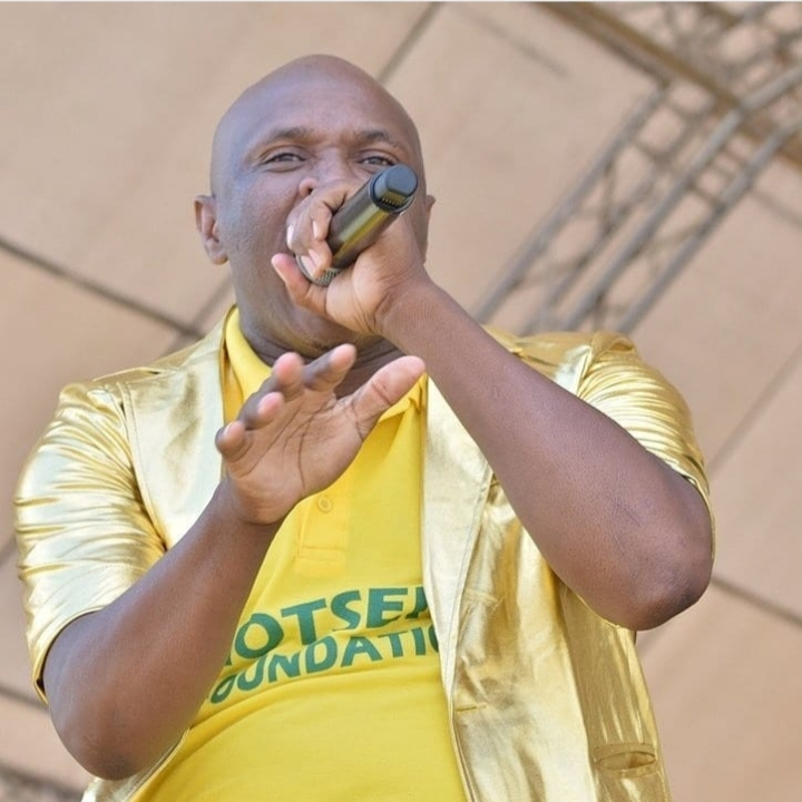 Thanks Lord For Blessing My Sperm, Says Dr Malinga As He Expect Twins