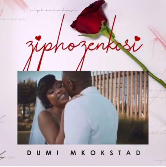 "Dumi Mkokstad To Release His Wedding Song ""Ziphozenkosi"" On Valentine's Day"