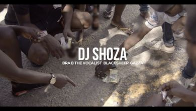Dj Shoza, Bra B The Vocalist, Blacksheep & Gazza – Baksteen Image