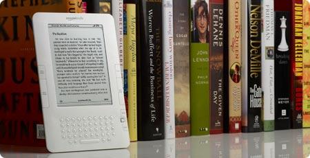 Amazon Kindle 2 Vs. The Netbook