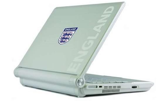 Hi-Grade Notino Netbook For English Soccer Fans