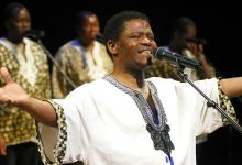 Photo of Tributes Pour in Honouring Ladysmith Black Mambazo's Joseph Shabalala