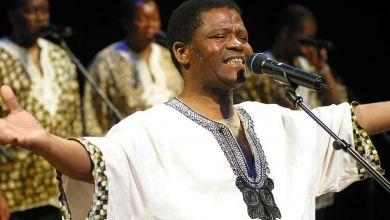 Photo of Tributes Pour in Honouring Ladysmith Black Mambazo's Joseph Shabalala