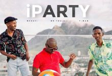 Photo of DJ Mshayi- IParty ft. Mr Thela & T-Man