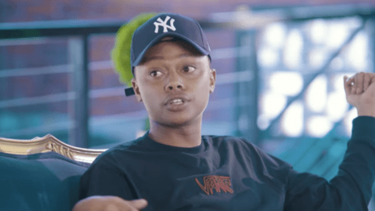 """A-Reece Performs New Song """"Nobody Is Safe"""" At Cotton Fest 2020 Image"""