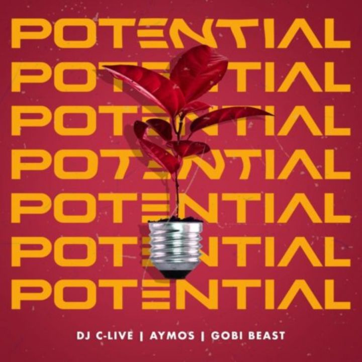DJ C-Live – Potential ft. Aymos & Gobi Beast Image