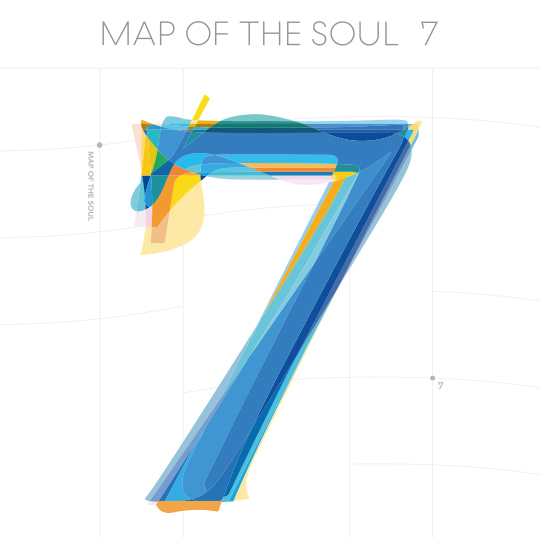 "Photo of BTS's New Album ""Map of the Soul: 7"" Is Out"