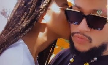 Photo of AKA And New Bae,Nellie Tembe Flaunt Love in Cape Town