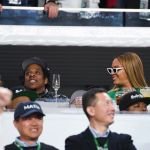 Jay Z Explains Why He and Beyoncé Remained Seated During the National Anthem at the Super Bowl