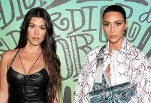 Photo of Kim Kardashian Throws Punch At Elder Sister Kourtney