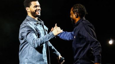 "Photo of Kendrick Lamar and The Weeknd Sued Over ""Black Panther"" Song"