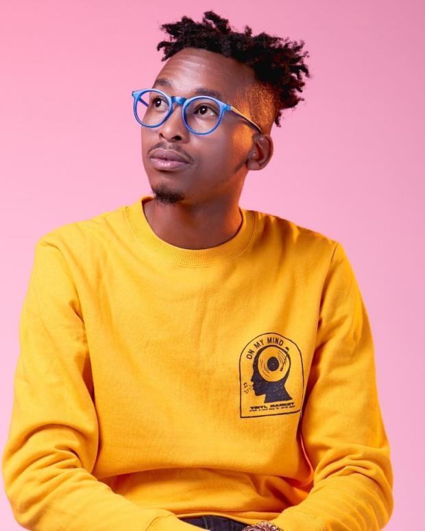Mthunzi Named Apple Music's New Artist Spotlight For February