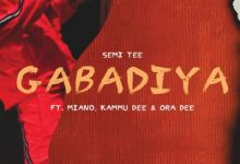Photo of Semi Tee's Gabadiya Feat. Miano, KammuDee & Ora Dee Now Certified Gold