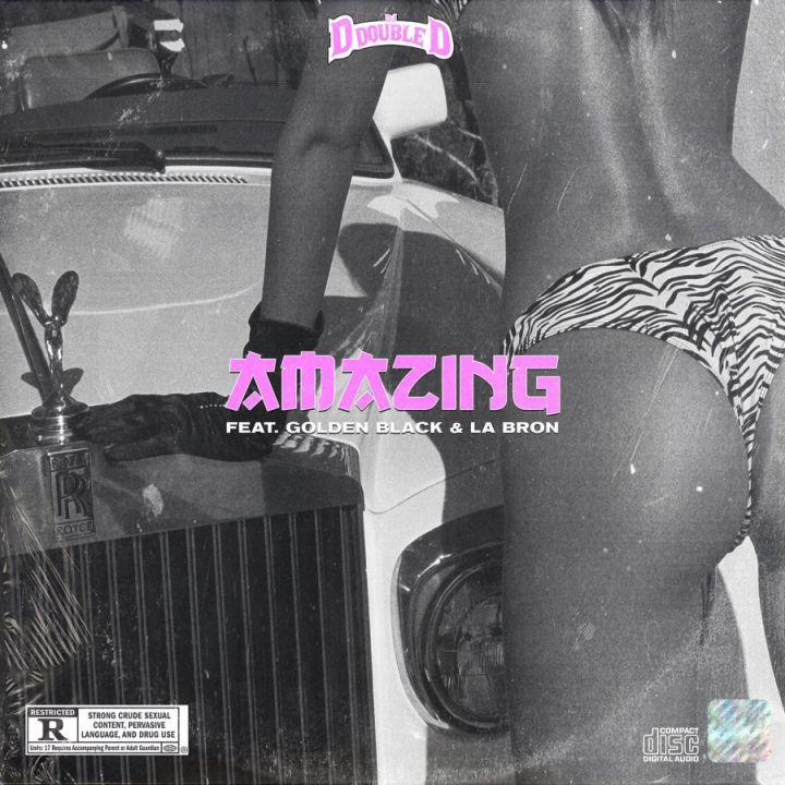 DJ D Double D – Amazing ft. Golden Black & La Bron Image