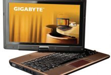 Gigabyte Adds Windows 7 To T1028X & Booktop M1022 Netbooks
