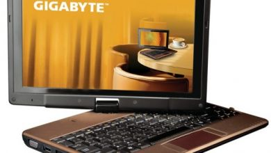 Photo of Gigabyte Adds Windows 7 To T1028X & Booktop M1022 Netbooks