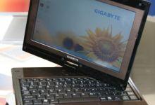 Three New Gigabyte Netbook Releases
