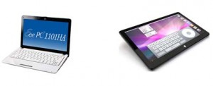 Tablet PC vs Netbook - Will the Tablet PC Replace Netbooks?
