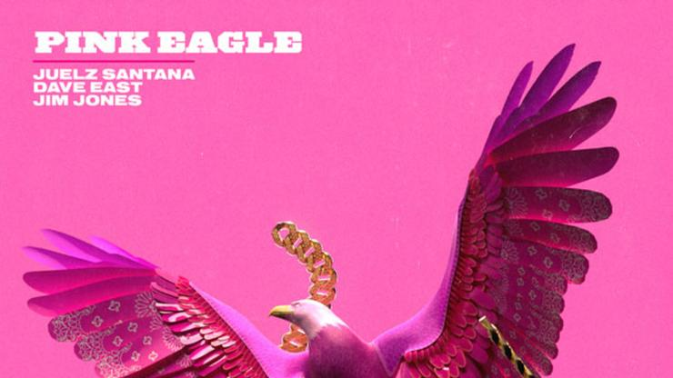 Juelz Santana Features Jim Jones And Dave East On Pink Eagle