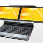 Dual Screen Laptop to be Made Available in Japan this December