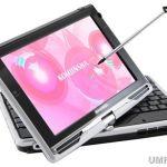 The Kohjinsha SK3 Convertible Touchscreen Netbook