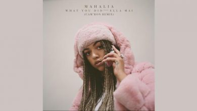 Photo of Mahalia – What You Did ft. Ella Mai (Cam'ron Remix)