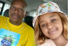 Photo of Mampintsha & Babes Wodumo's Gospel Music Debuts At Number 2