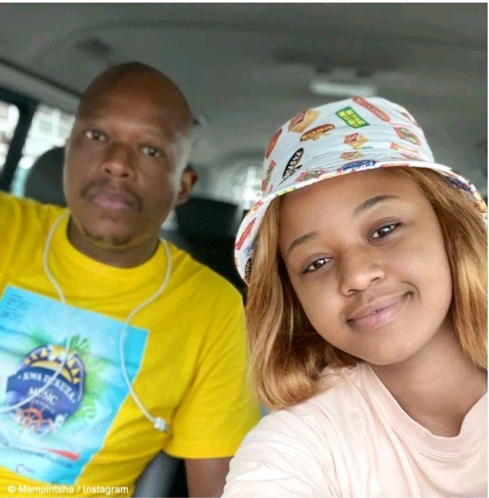 Mampintsha & Babes Wodumo's Gospel Music Debuts At Number 2