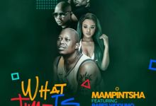 "Photo of Mampintsha Links Up With Babes Wodumo, Bhar And Danger For ""What Time Is It"""