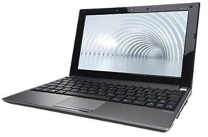 Medion Akoya Mini E1217 Netbook Hits Europe