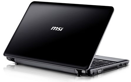 """MSI Introduces AMD Congo-Based Wind12 U230 Netbook, Calls It """"Showpiece"""" of the Year"""