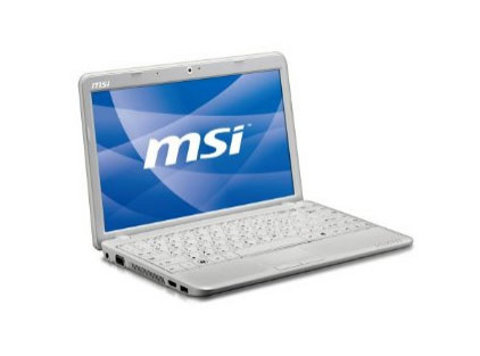 MSI Releases U120 Netbook To Canadian Market