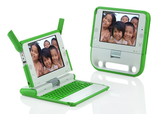 OLPC Netbook Price Dropped To $180