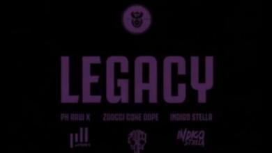 Photo of pH Raw X – Legacy Ft. Indigo Stella & Zoocci Coke Dope